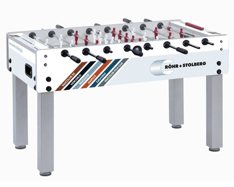 Tischfussball in Ihrer Corporate Identity